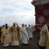 Освящение Храма Всех Святых
