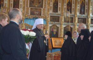 Хибиногорский монастырь начинает полноценную жизнь
