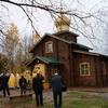Освящение храма Рождества Пресвятой Богородицы в п.Верхнетуломский