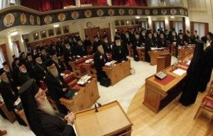 Элладская Православная Церковь о признании украинских раскольников
