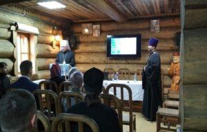 Работу епархиальных центров гуманитарной помощи обсудили на семинаре отдела социального служения и благотворительности