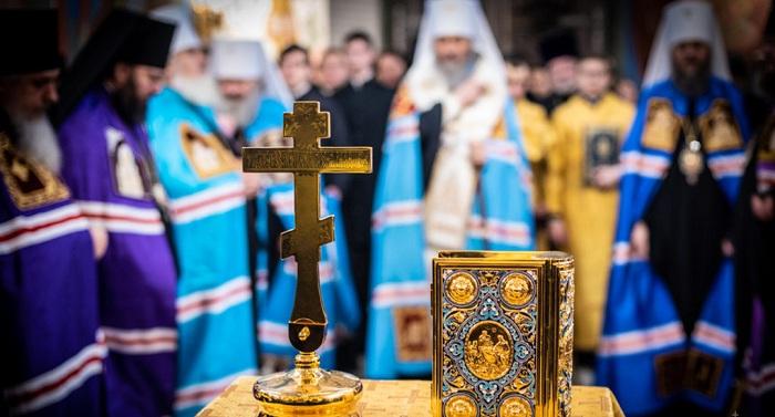 Украинская Православная Церковь назвала «ножом в спину» письмо архиепископа Афинского Иеронима главе ПЦУ