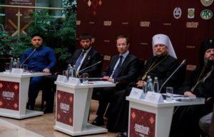 В Чечне делегация Мурманской митрополии приняла участие в Межрегиональном форуме