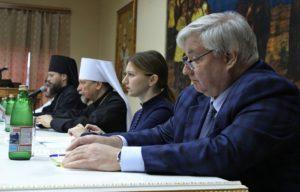 В Николо-Угрешской духовной семинарии прошла межрегиональная конференция «Православное духовное образование и физическая культура и спорт»