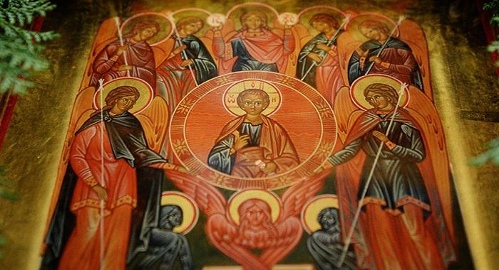 День празднования Собора Архистратига Михаила и Всех Небесных Сил бесплотных