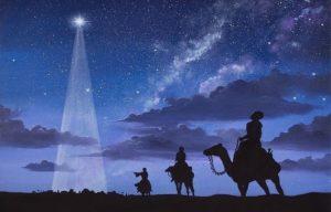 Путь, озаренный светом Вифлеемской Звезды. Начинается Рождественский пост