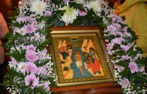 Мурманская епархия: празднование Крещения Господня