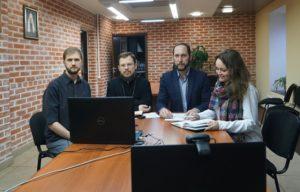 Состоялось онлайн-совещание руководителей молодежных отделов епархий, расположенных на территории Дальневосточного федерального округа