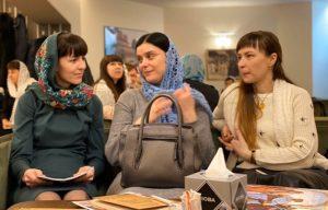 В Киеве состоялся первый Всеукраинский форум жен священнослужителей