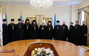 Подписано соглашение о сотрудничестве между Алма-Атинской и Якутской духовными семинариями