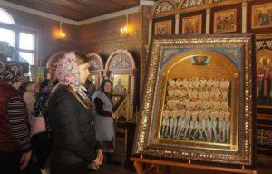 По Кольскому краю начала путешествие уникальная икона, подаренная духовником Святейшего Патриарха Кирилла