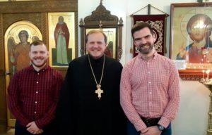 14 мая состоится миссионерская онлайн-беседа «Зачем американцу Православие?» с американцем Матвеем Кассерли