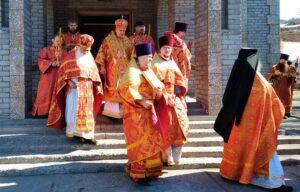 Престольный праздник Свято-Никольского собора
