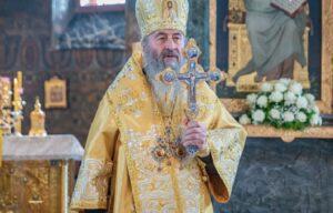 В Неделю 7-ю по Пасхе Предстоятель Украинской Православной Церкви совершил Литургию в Киево-Печерской лавре