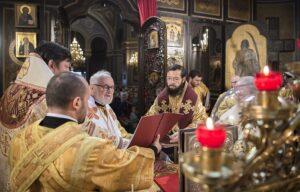 Состоялась хиротония архимандрита Елисея (Жермена) во епископа Реутовского, викария Архиепископии западноевропейских приходов русской традиции