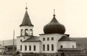 Ровно 220 лет назад на Кольском полуострове началось возведение первой каменной церкви