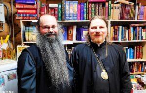 Мурманскую Свято-Троицкую обитель посетили почетные гости