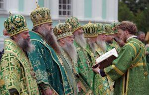 В Свято-Троицком Серафимо-Дивеевском монастыре прошли торжества по случаю дня памяти преподобного Серафима Саровского