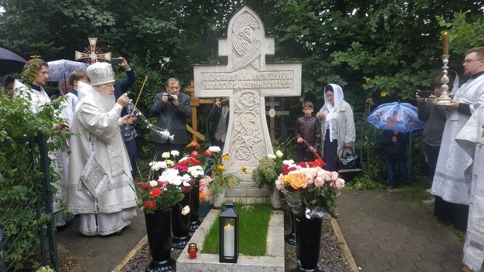 В Подмосковье молитвенно почтили память протоиерея Александра Меня