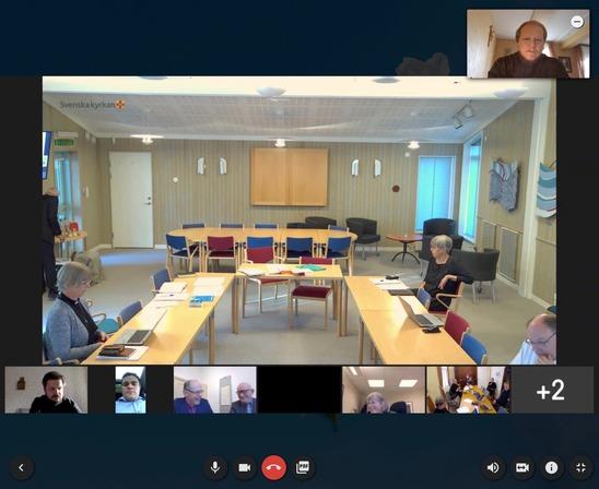 Руководитель Миссионерского отдела Мурманской епархии принял участие в онлайн-заседании Совета по сотрудничеству христианских церквей Баренц-регионахристианских церквей Баренц-региона.