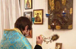Русский приход в Исландии объединил православных выходцев из Армении и Азербайджана в совместной молитве о мире в Нагорном Карабахе