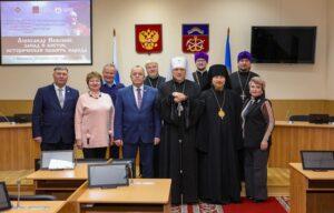 В Мурманской областной Думе состоялись V региональные Рождественские Парламентские встречи