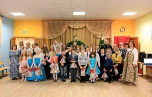 В Полярных Зорях состоялся детский Рождественский концерт