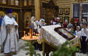 Юные северяне славят Богомладенца Христа