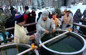 В Мурманской епархии состоялось празднование Богоявления