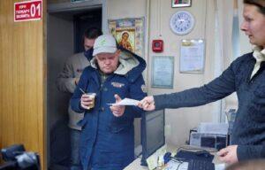 Ангар спасения православной службы «Милосердие» откроет реабилитационный центр