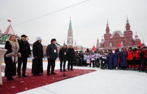 Митрополит Митрофан посетил турнир на призы Патриарха Московского и всея Руси