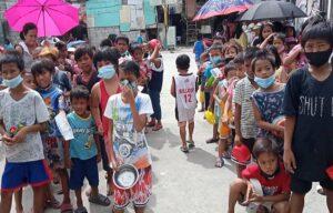 Филиппинско-Вьетнамская епархия организовала горячие обеды для детей из бедных семей Бакоору