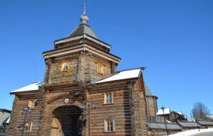 Святыми мощами в Свято-Троицкую обитель прибыл духовный наставник преподобного Феодорита Кольского