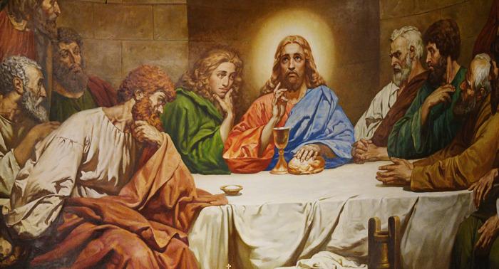 Великий Четверг: Тайная Вечеря и установление Таинства Евхаристии