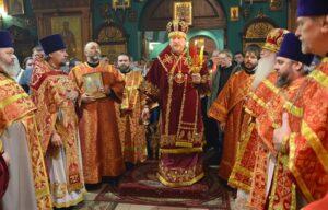 «Воскресе Христос, и жизнь жительствует…!» Мурманская епархия молитвенно встретила Светлое Христово Воскресение