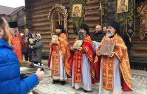 В Феодоритовом монастыре отметили престольный праздник храма в честь иконы Божией Матери «Живоносный Источник»