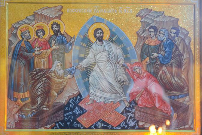 ПАСХАЛЬНОЕ ПОСЛАНИЕ митрополита Мурманского и Мончегорского Митрофана