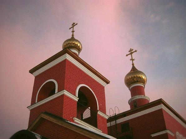 В Светлую Седмицу можно будет подняться на колокольню Храма Всех Святых