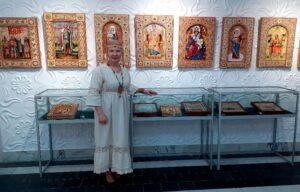 В Мурманске состоится уникальная выставка берестяных икон
