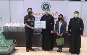 Приходы Русской Церкви в Таиланде помогают заболевшим коронавирусом тайцам
