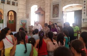 При содействии Представительства Русской Церкви оказана помощь жителям сирийского города Маалюля