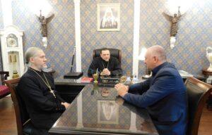Мурманскую епархию посетил известный российский религиовед