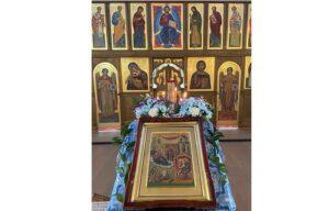 Всенощное бдение в храме Всех Святых. Рождество Пресвятой Владычицы нашей Богородицы и Приснодевы Марии