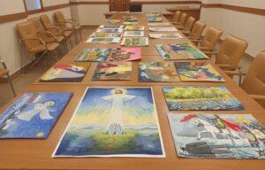 Стартовал XVII Международный конкурс детского творчества «Красота Божьего мира»