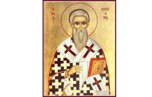 Явление мощей священномученика Киприана Карфагенского в Мурманске