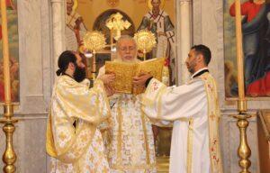 Митрополит Филиппопольский Нифон избран постоянным членом Священного Синода Антиохийской Православной Церкви